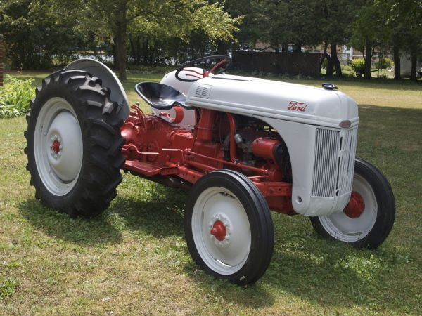 Antique Tractors Ford 9n : Best ford n images on pinterest tractors