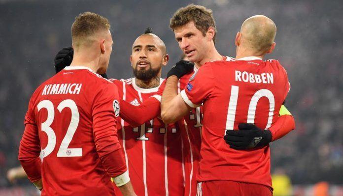 Ver partido Bayern Munich vs Hertha Berlín en vivo Bundesliga 24 febrero 2018 - Ver partido Bayern Munich vs Hertha Berlín en vivo 24 de febrero del 2018 por la Bundesliga de Alemania. Resultados horarios canales de tv que transmiten en tu país no te lo pierdan estará interesante tienen todo en directo y online.