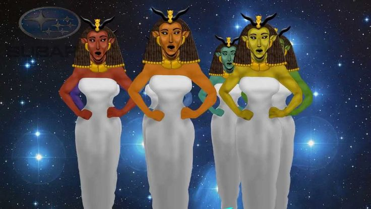 The 7 Sistars of Pleiades~Listen carefully! Very interesting information here! Wow.