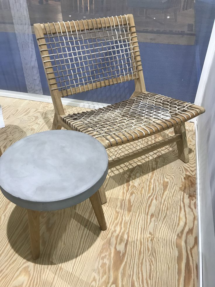 Chair - Side table - Decoration - Interior Design