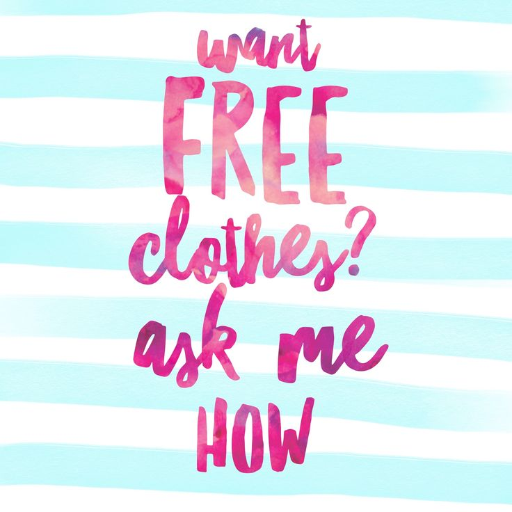 Earning free clothes is simple! #LLRPopUpParty #LuLaRoe