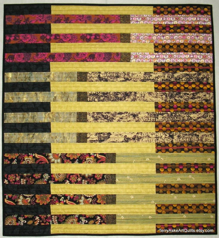 165 best Sewing wall hangings images on Pinterest   Patchwork ...