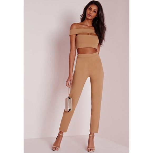 Missguided Nude Jumpsuit Missguided nude jumpsuit, brand new, fits true to size. Missguided Other
