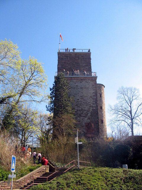 Turmberg, #Karlsruhe Durlach