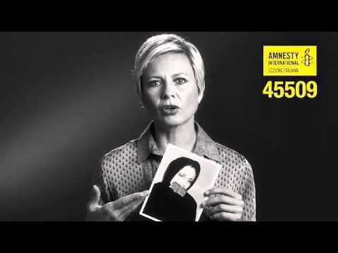 Dona 2€ ad #Amnesty International Italia con un #SMS al 45509 e, fino al 25/11/2012, sosterrai i diritti delle donne in Iran, Siria, Yemen, Arabia Saudita ed Egitto. #iosonolavoce