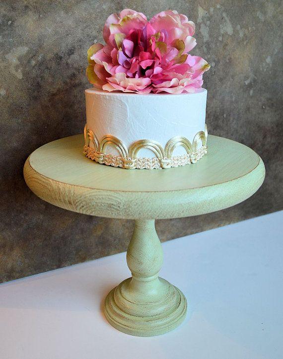 Huge Rustic Cake Pedestal Stand 10 X 12 Wedding