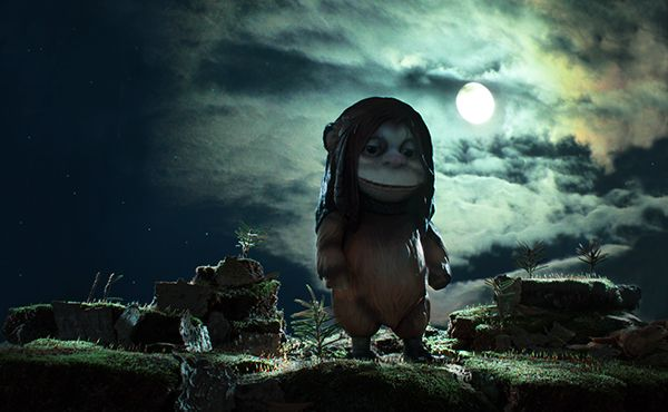 WHERE THE WILD THINGS ARE - Photo project by Sebastian Ygge Tinning, via Behance