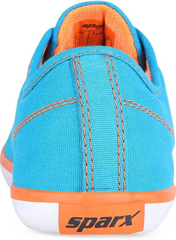 efd9a0aece Sparx 283 Canvas Shoes For Men