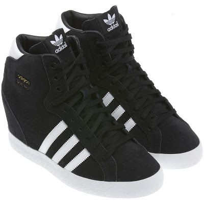 Cars & Life | Cars Fashion Lifestyle Blog: Adidas Wedge-Heeled Sneakers