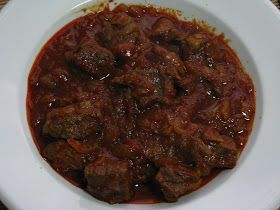 Eatin' in Lincoln: Hungarian Beef Stew