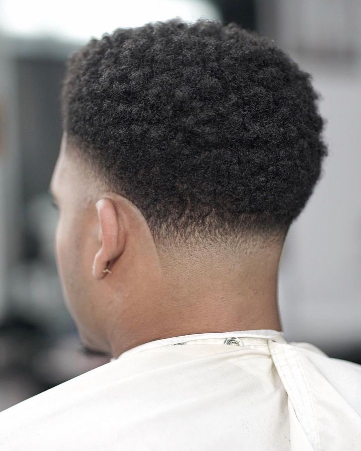 step by step fade haircut guide high top fade haircut guide and tips from barber mens 123 2971