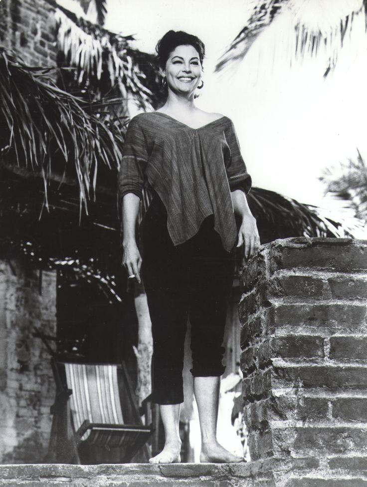 The Night of the Iguana (1964) - Ava Gardner