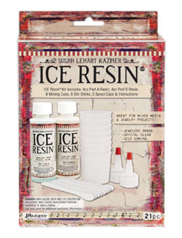 Ice Resin 8 oz Doming Kit, 4 oz Part A, 4 oz Part B, Jeweler Grade Clear Epoxy Resin, Low Odor, Self-Doming, Bezel Resin, Jewelry Resin Kit by KeyLimeSupplies on Etsy https://www.etsy.com/listing/245669886/ice-resin-8-oz-doming-kit-4-oz-part-a-4