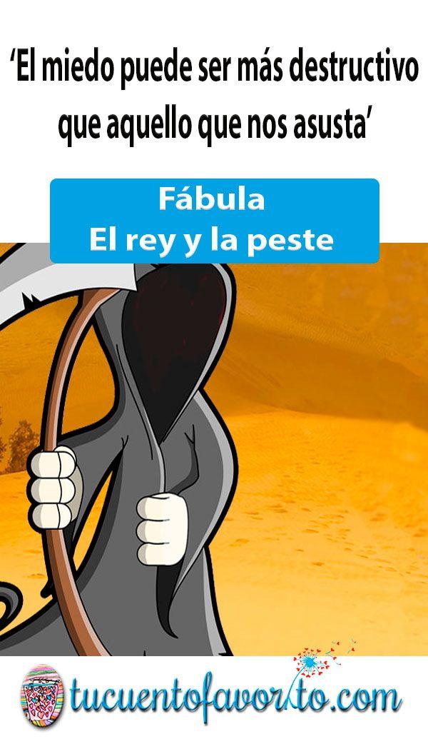 El Rey Y La Peste Una Fábula Sobre El Poder Destructivo Del Miedo Cuentos Y Fabulas Fabulas Fabulas Cortas