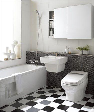 욕실 리모델링 패키지 : 매거진캐스트