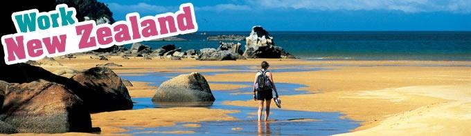 Work New Zealand | New Zealand Work Visas, Working Holiday New Zealand, Working in New Zealand, Gap Year New Zealand