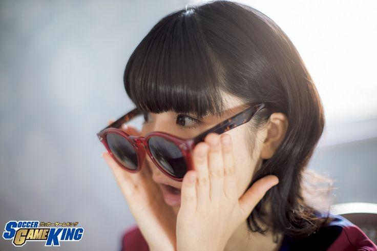 Photo: Takeru Yoshida Styling: Kaname Terakubo Hair&Make: Sachiko Hori ▼23Aug2014サッカーキング|SKE48 梅本まどか「宮市くんは同級生なんです。頑張ってるところを見るのはうれしいですよね♪」 http://www.soccer-king.jp/bijotoshukyu/article/224032.html #梅本まどか #Madoka_Umemoto #SKE48