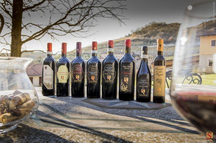 our range of Reds!! #valpolicella #amarone www.coali.it