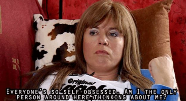 "When she summed up what we all were thinking. | 22 Goddamn Iconic Phrases ""Kath & Kim"" Blessed Us With"