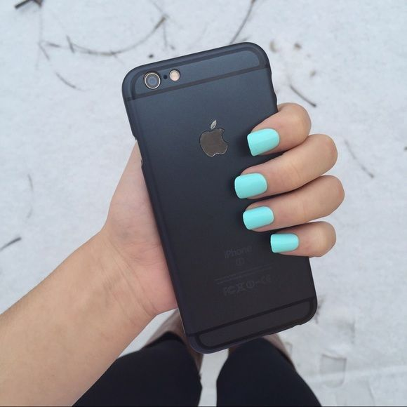 matte black iPhone 6/6s phone case (Apple logo) •matte black iPhone 6/6s thin Apple iPhone back replica phone case. •the apple logo is a mirror. NOTE: the mirror is not scratched, it has protective thin plastic over it which I will take off before I ship. •no damage •new without tags, never used •I have 3 matte black iPhone 6/6s, 1 matte black iPhone 6 Plus, and 2 matte pink iPhone 6/6s cases available. •NO TRADES •not Brandy Brandy Melville Accessories Phone Cases