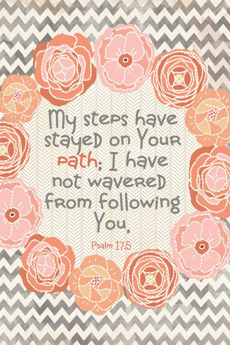 Psalm 17:5