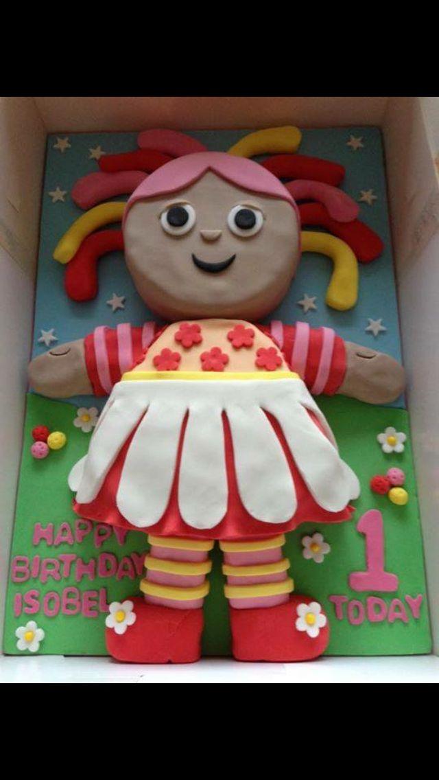 Love this Upsy Daisy birthday cake!