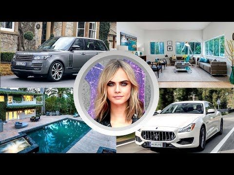 Cara Delevingne looking Beautiful and Casual in Soho NYC - YouTube
