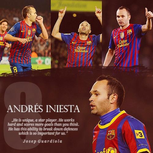 #Iniesta