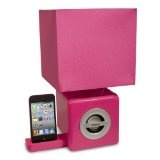 iHome Speaker Ambient Lamp - Pink (Electronics)By iHome