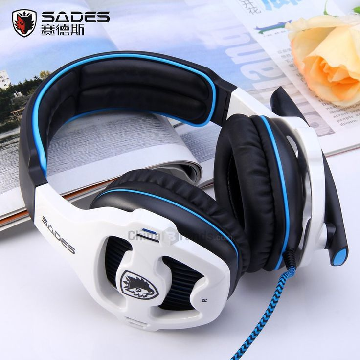Sale US $24.96 SADES SA-810 Gaming Headset 3.5mm Wired Stereo ear headphone with Microphone for PC Laptop ps4 Xbox one game head phones Provide product: Laptop