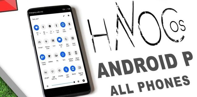 Redmi 5a/4a Custom Rom Havoc OS – Android 9 0 [[Updated