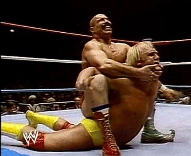 Pin By Neil Bicheler On Wrestling Wwf Nwa Wrestling Awa Wrestling