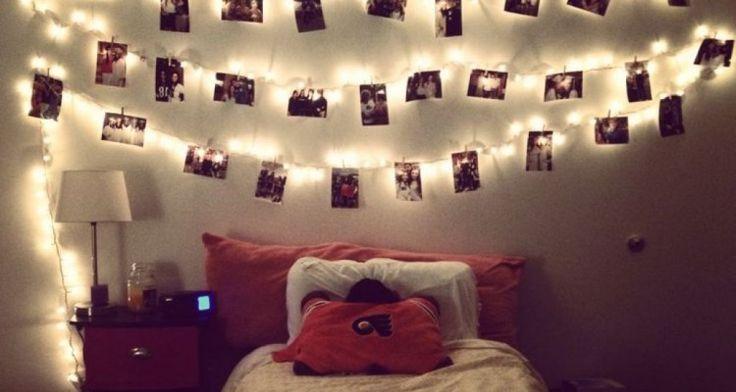 Really Inspiring Creative DIY Lighting Dorm Decor Ideas