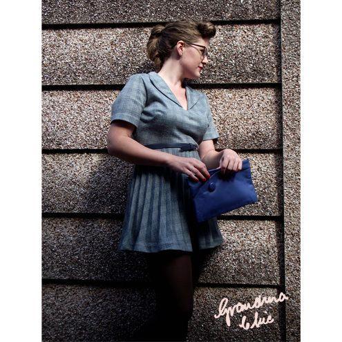 Upcycled Vintage Dress
