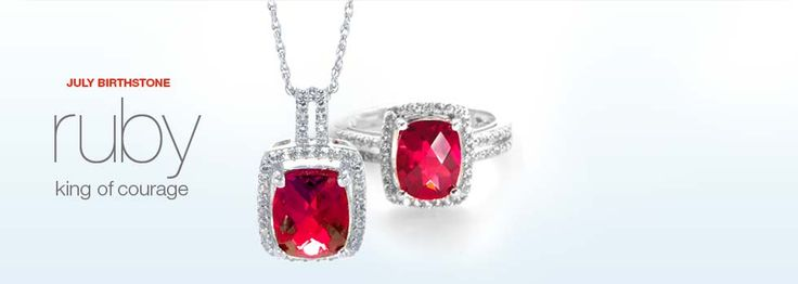 July Birthstone Jewelry: Shop for Ruby Birthstone Jewelry at Sears