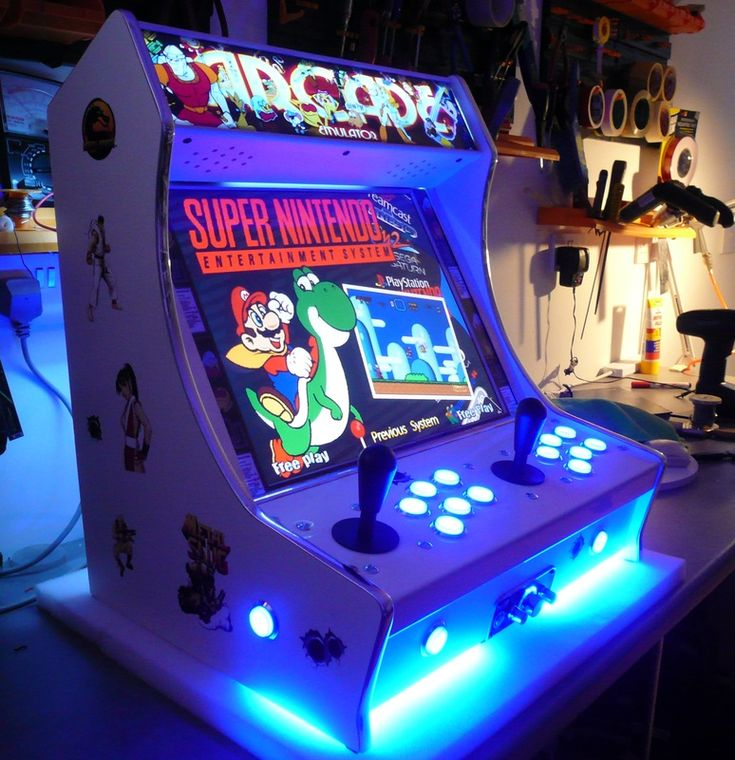 Mini Arcade Machines - Take My Paycheck - Shut up and take my money! | The coolest gadgets, electronics, geeky stuff, and more!