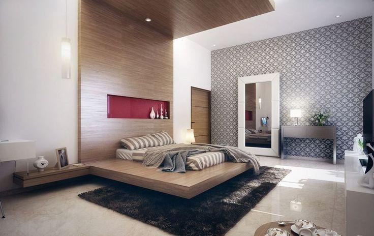 Siyah ve beyaz girdiği her ortam da uyumu yakalamayı başarmıştır. Yatak odası tasarımlarında da birçok kişinin tercihi olmuştur. Hem sade bir görünüm de, hem de modernliği yakalamış