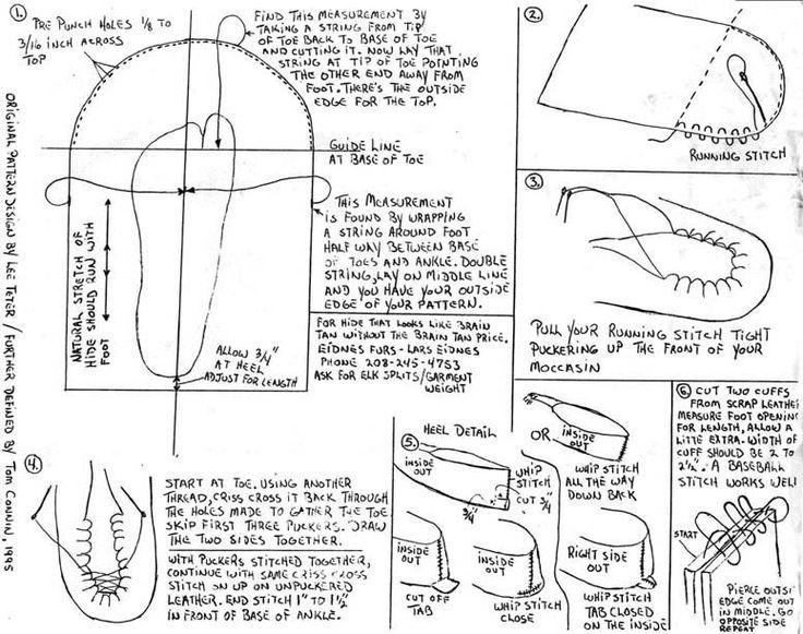15 best medieval shoe patterns images on Pinterest