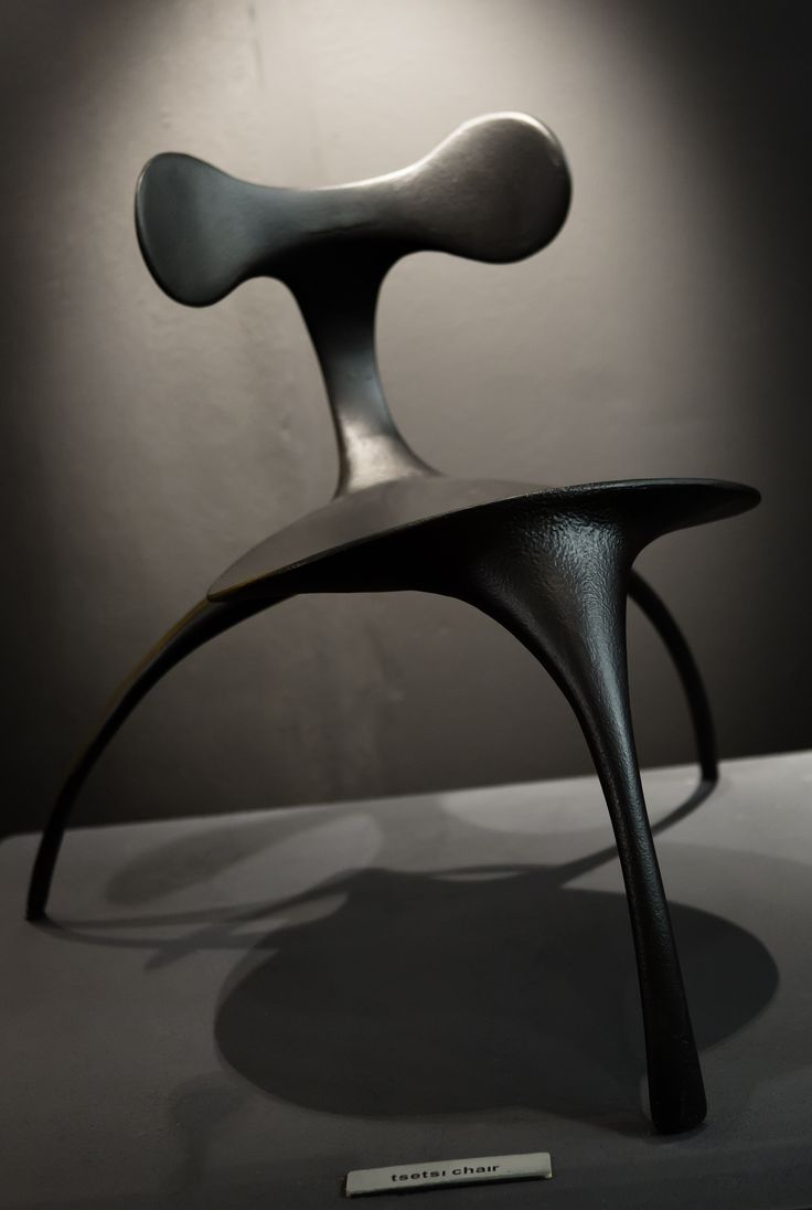 Tsetsi Chair by Pierre le Roux Designs