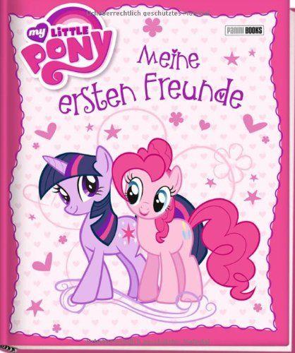 My Little Pony Kindergartenfreundebuch: Meine ersten Freunde: Amazon.de: Unbekannt: Bücher