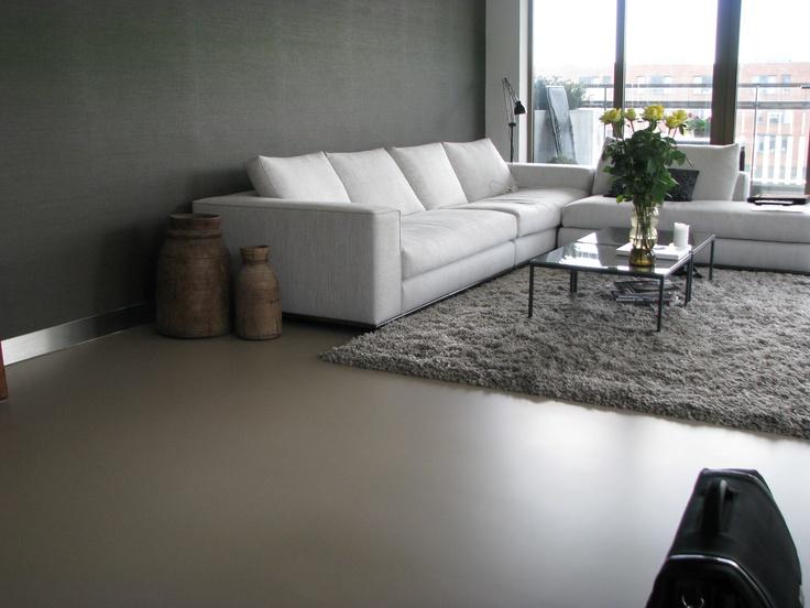 epoxy boden motion gietvloer met karpet betonlook gietvloeren een scherpe prijs kwaliteitverhouding metallic bodenbelag