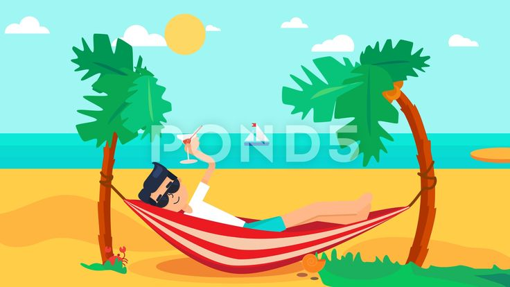 Travel In Vacation Animation - Stock Footage   by barsrsind