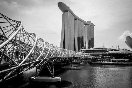 Marina Bay  Photo by Yesenia Nicor Buison — National Geographic Your Shot