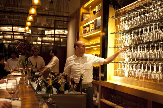 Corkbuzz Wine Studio | 13 E 13th St 10003 | Bars | Time Out New York