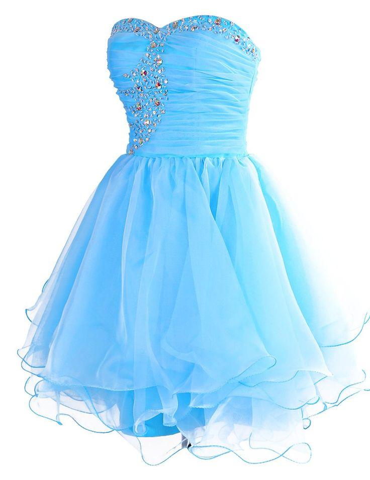 117 best homecoming dresses images on Pinterest | Formal dresses ...