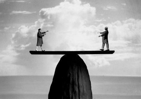 La route est longue vers l'équilibre | Pour que Demain soit