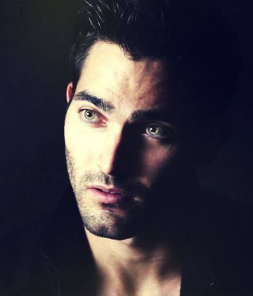 Tyler Hoechlin those eyes