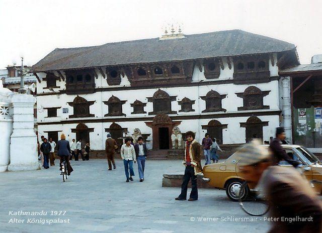 Kathmandu 1977
