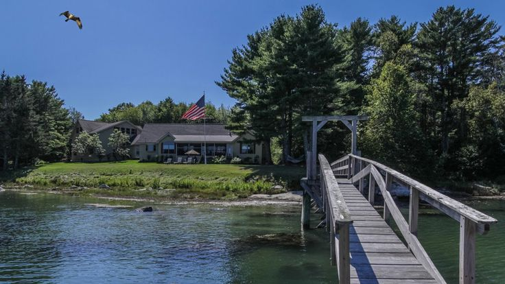 Maine Real Estate - 57 Meadow Cove Road, Boothbay, ME