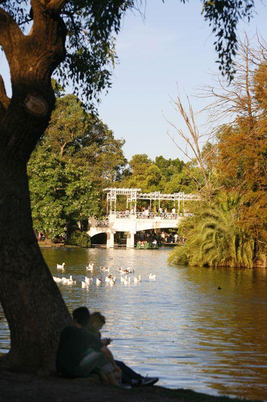 Parque 3 de febrero, Palermo, Ciudad de Buenos Aires